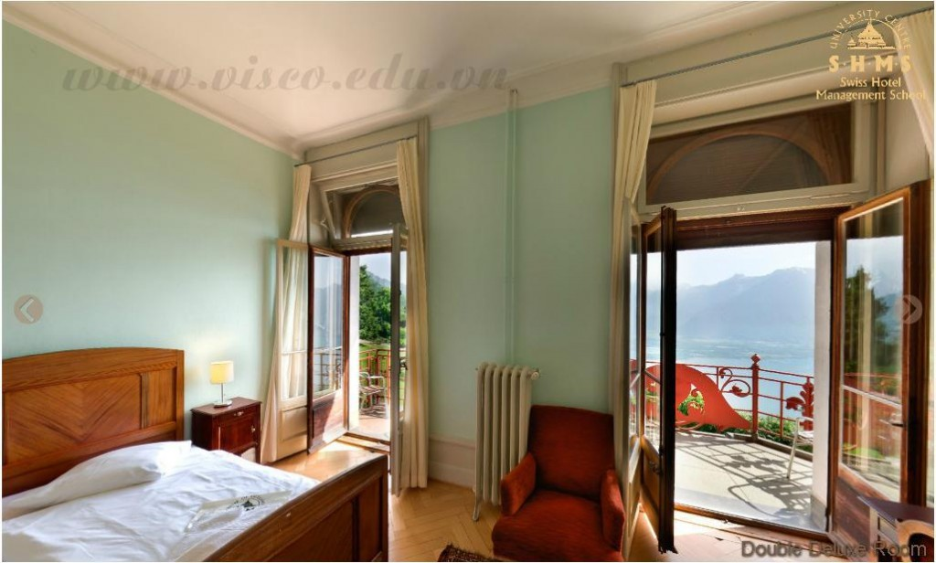 double deluxe room 1 of shms